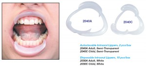 INTRAORAL LIPPERS