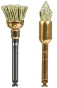 Jiffy™ Original Composite System Composite Polishers and Brushes